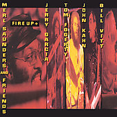 Merl Saunders: Fire Up+