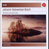 J.S. Bach: 6 Cello Suites BWV 1007-1012 / Janos Starker, cello