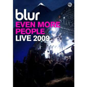 Blur: Even More People Live 2009 DVD