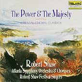 Classics - The Power & The Majesty / Shaw, et al