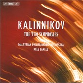 Kalinnikov: The Two Symphonies