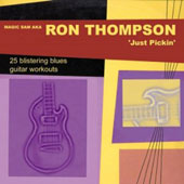 Ron Thompson: Just Pickin'