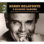 Harry Belafonte: Eight Classic Albums