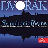 Dvor&#225;k: Symphonic Poems / Neumann, Czech Philharmonic