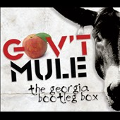 Gov't Mule: The Georgia Bootleg Box [Box]