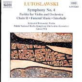Lutoslawski: Orchestral Works Vol 1 / Wit, Polish RSO