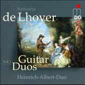 Antoine de Lhoyer: Guitar Duos / Heinrich-Albert Guitar Duo