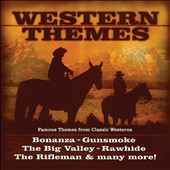 Jim Hendricks: Western Themes: Famous Music from Classic Westerns [5/21]