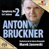 Bruckner: Symphony No. 2 / Marek Janowski