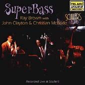 Ray Brown (Bass): SuperBass (Recorded Live at Scullers)