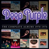 Deep Purple (Rock): The Complete Albums 1970-1976 [Box]