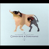 Kate McGarry/Keith Ganz: Genevieve & Fredinand Live [Digipak] *