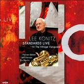 Lee Konitz: Standards Live: At the Village Vanguard *