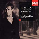 Schumann: Liederkreis, Dichterliebe, etc / Bostridge, Drake