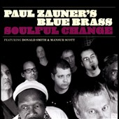 Paul Zauner's Blue Brass: Soulful Change