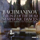 Rachmaninov: The Isle of the Dead; Symphonic Dances; Vocalise / Miskolc SO