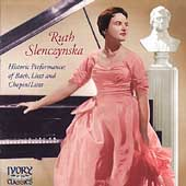 Ruth Slenczynska - Historic Performances of Bach, Liszt, etc