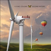 Flying Colors: Second Nature [Digipak]
