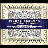 Itzhak Perlman: Holiday Tradition [Box]