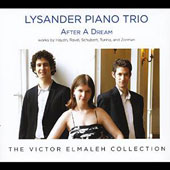 After a Dream: Works by Haydn, Ravel, Schubert, Turina and Zorman