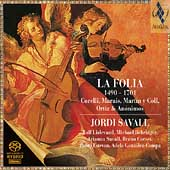 La Folia - Corelli, Marais, et al / Savall, Lislevand, et al