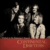 Continental Drifters: Drifted: In the Beginning & Beyond *