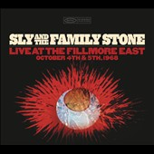 Sly & the Family Stone: Live at the Fillmore East: October 4th & 5th, 1968 [Slipcase] *
