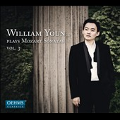 William Youn plays Mozart Sonatas, Vol. 3 - Sonatas K.279; 331