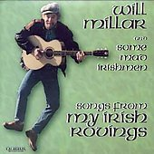 Will Millar: Songs from My Irish Rovings