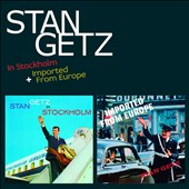 Stan Getz (Sax): In Stockholm + 16 Bonus [Imported From Europe]