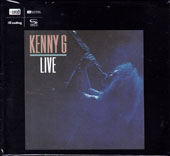 Kenny G: Live [XRCD Pressing]
