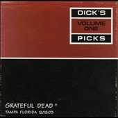 Grateful Dead: Dick's Picks, Vol. 1: Tampa, FL 12/19/1973