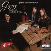 Works for Piano Trio by Haydn, Suk, Martinu, Dvorak -