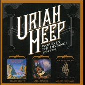 Uriah Heep: Words in the Distance 1994-1998 *