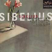 Sibelius: Symphony no 2, Violin Concerto / Kremer, Muti, etc