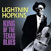 Lightnin' Hopkins: King of the Texas Blues [Acrobat]
