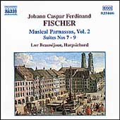 Fischer: Musical Parnassus Vol 2, etc / Luc Beauséjour