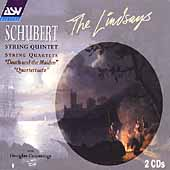 Schubert: String Quintet, String Quartets / The Lindsays