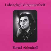 Lebendige Vergangenheit - Bernd Aldenhoff