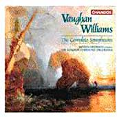 Vaughan Williams: Complete Symphonies / Thomson, London SO