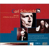 Carl Schuricht - Unissued Recordings from the Archives