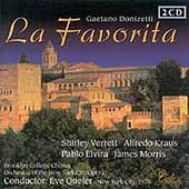 Donizetti: La Favorita / Queler, Verrett, Kraus, Elvira, etc