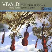 Vivaldi: Four Seasons, etc / Fabio Biondi, Europa Galante