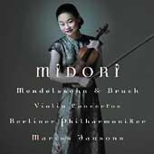 Mendelssohn & Bruch: Violin Concertos / Midori, et al