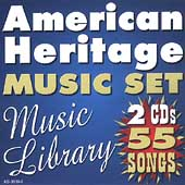 Various Artists: American Heritage Music Set Music Library