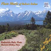 Robert Baksa: Flute Music / Fink, Di Felice