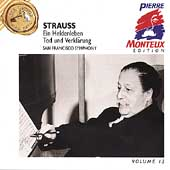 Pierre Monteux Edition Vol 12 - R. Strauss / San Francisco