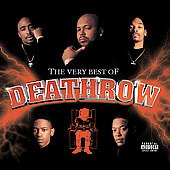Various Artists: The Very Best of Death Row [PA] [Digipak] [Remaster]