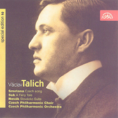 Vaclav Talich Special Edition Vol 2 - Suk, Nov&#225;k, Smetana