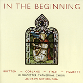 In the Beginning / Nethsingha, Gloucester Cathedral Choir